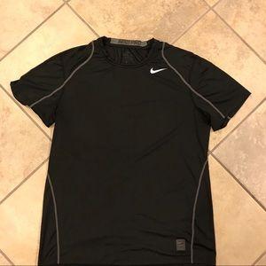 Nike dri-fit Black short sleeve